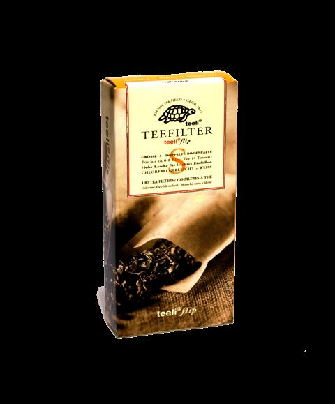 Tea filter / Filtro de té